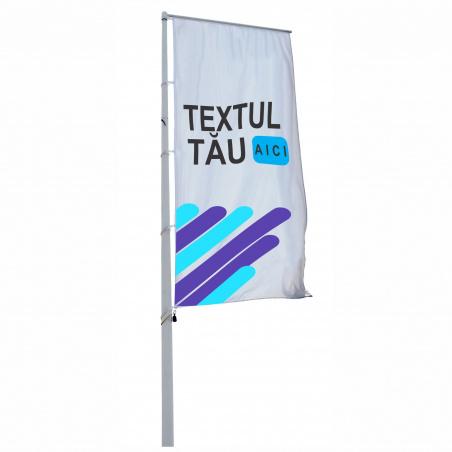 Steag vertical personalizat