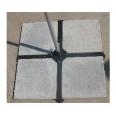 Talpa metalica lestata pt catarge telescopice