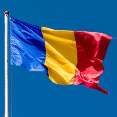 Drapel Romania
