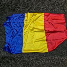 drapel Romania lucios